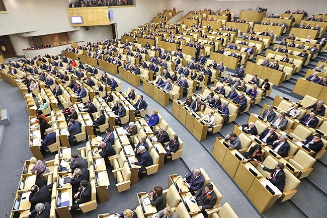 Поправки в закон о долевом строительстве окончательно приняты Государственной <br>Думой