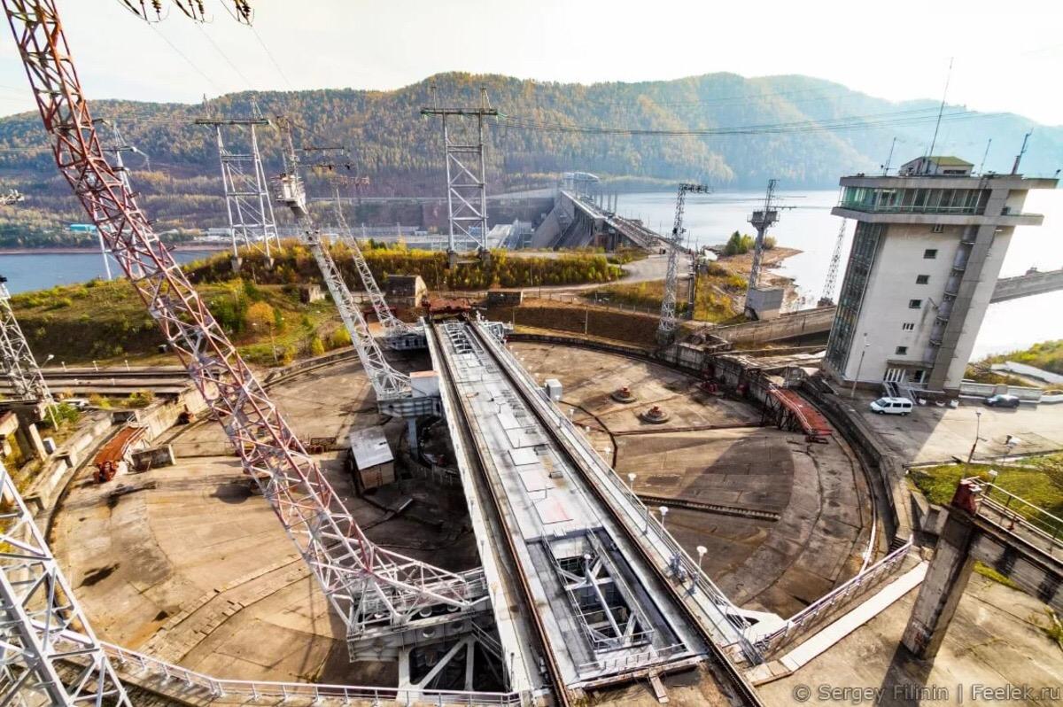 Одобрен проект реконструкции водных путей Енисейского бассейна