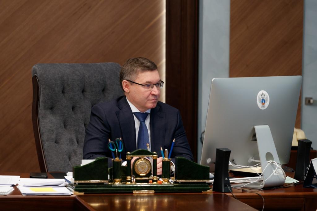 Набсовет-онлайн: одобрены новые направления деятельности Главгосэкспертизы <br>России