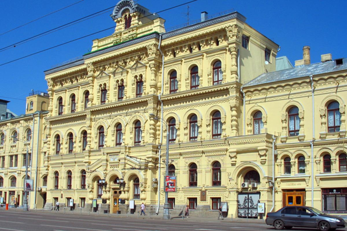 Главгосэкспертиза России одобрила проект первого этапа реконструкции и <br>реставрации Политехнического музея
