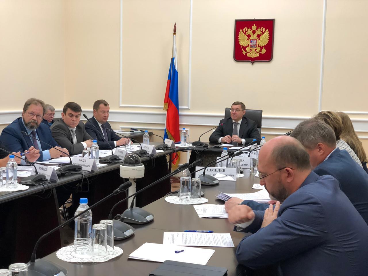 Региональные программы по федеральным проектам «Чистая вода» и «Оздоровление <br>Волги» должны соответствовать методическим рекомендациям Минстроя России