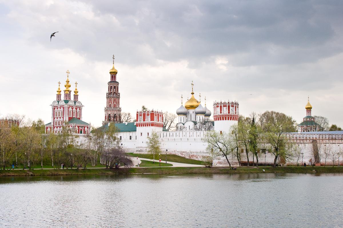 Одобрен проект строительства инженерных сетей на территории Новодевичьего <br>монастыря