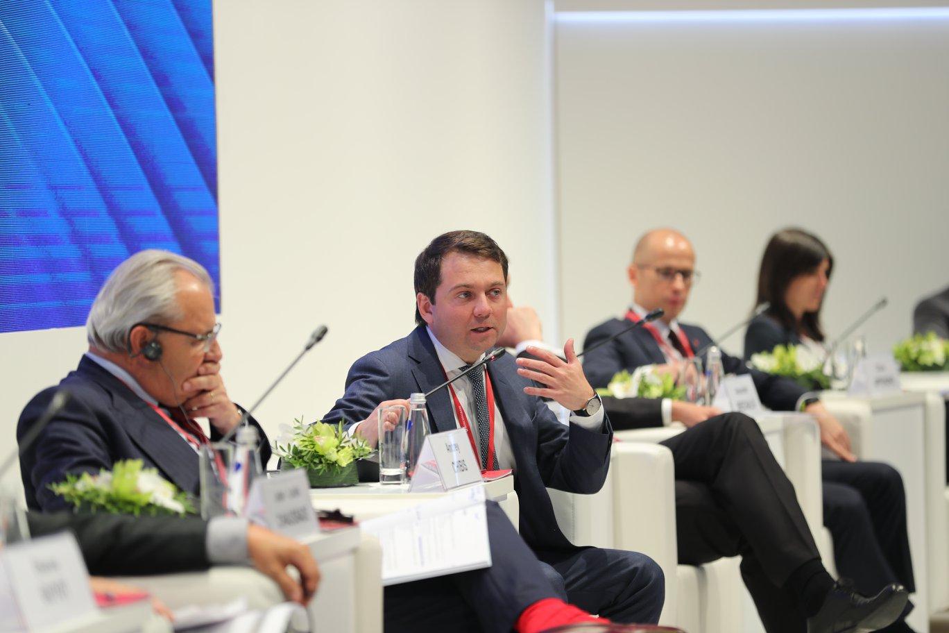 Возможности развития «умных городов» в России обсудили на полях Петербургского <br>международного экономического форума