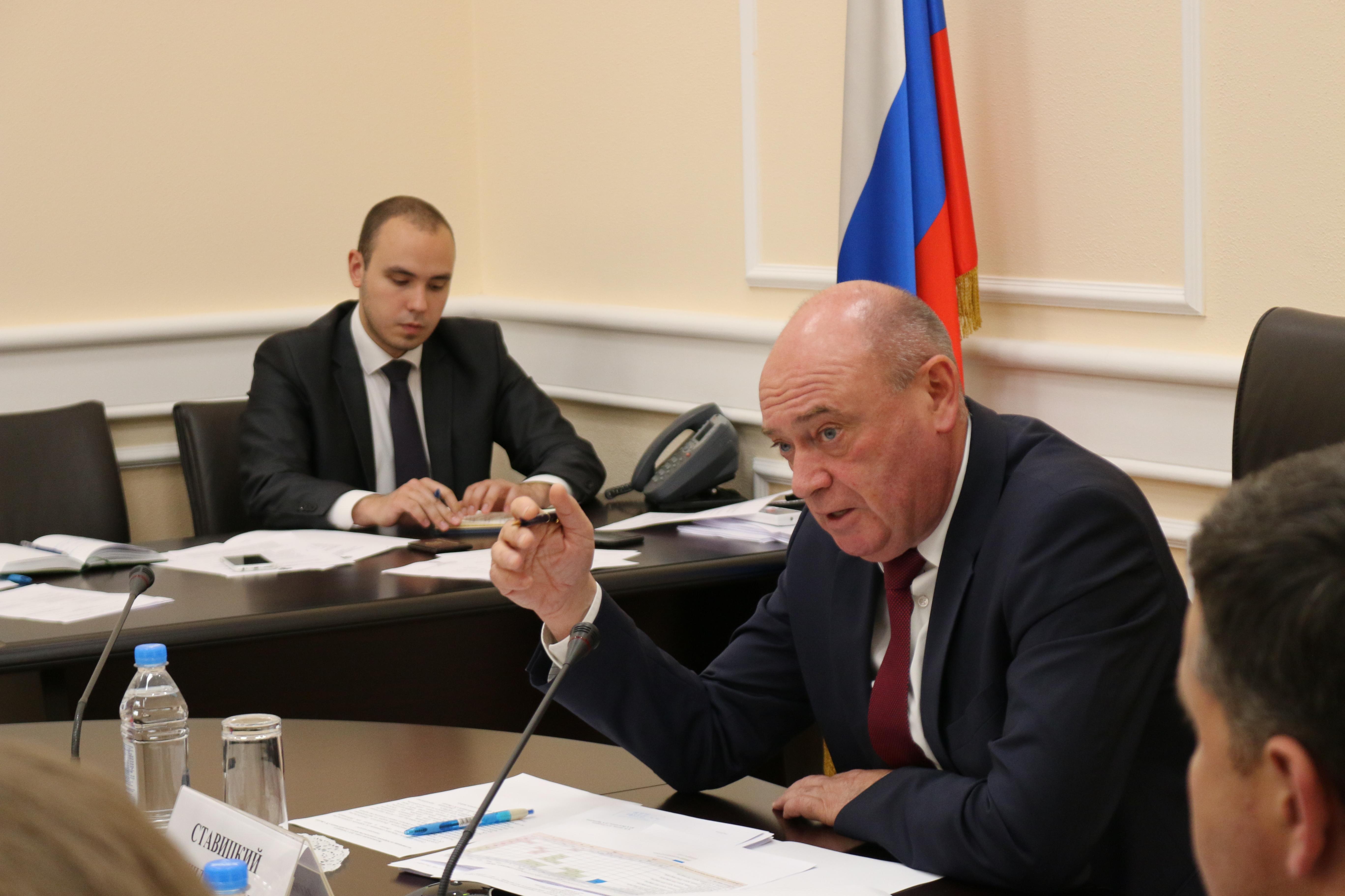 Началась подготовка ко 2-ой очереди строительства на СК «Звезда»
