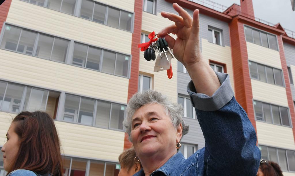 На Ямале расселят миллион квадратных метров аварийного жилья
