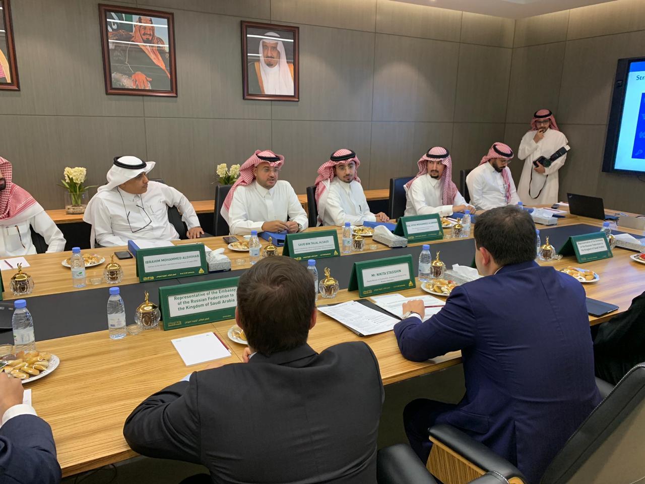 Минстрой России и власти Королевства Саудовская Аравия обсудили возможности <br>для сотрудничества
