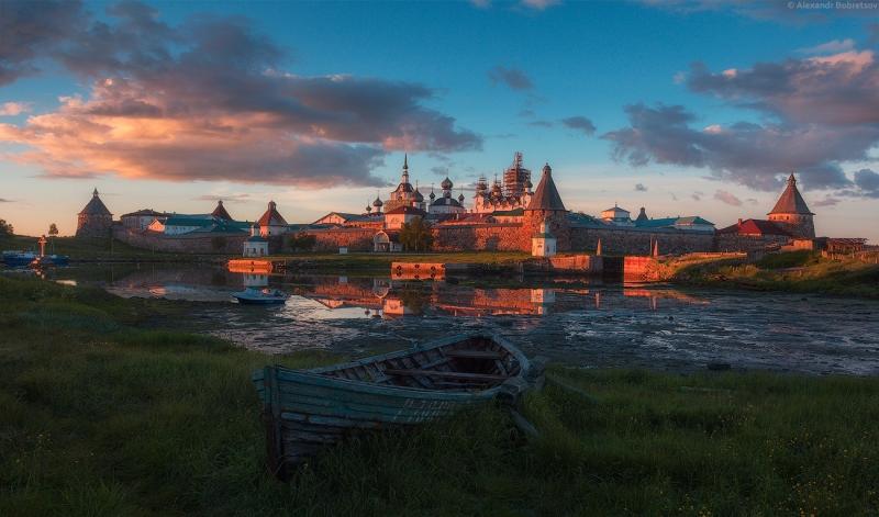 В Соловках прошла Межведомственная рабочая группа по сохранению и развитию <br>Соловецкого архипелага