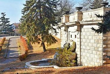 Старейший фонтан восстановят в сквере Пятигорска