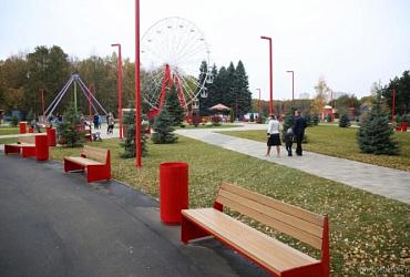 В парке Победы Липецка стартовал очередной этап благоустройства