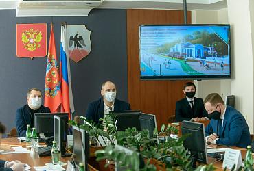 Максим Егоров и Денис Паслер обсудили формирование комфортной городской среды в Оренбургской области