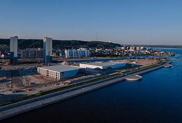 Прорывной год: в Ханты-Мансийске сдадут 126 тысяч квадратных метров жилья