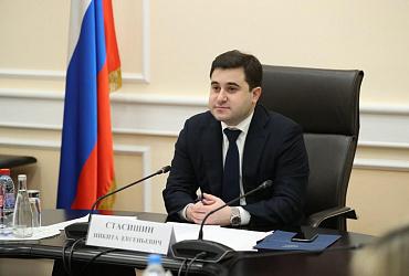 Никита Стасишин выступил на заседании Комитета Европейской экономической комиссии ООН по городскому развитию, жилищной политике и землепользованию