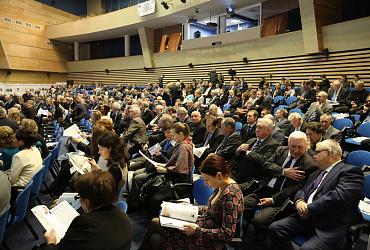 В Санкт-Петербурге состоятся Всероссийский съезд строительных СРО и конференция «Российский строительный комплекс»