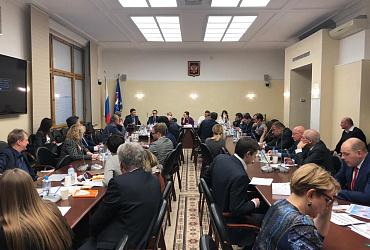 Эксперты обсудили повестку ЖКХ на 2019 год