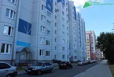 В Воронежской области из аварийного жилья в новые квартиры в этом году переехали 978 жителей региона