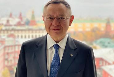 Ирек Файзуллин назначен министром строительства и жилищно-коммунального хозяйства Российской Федерации