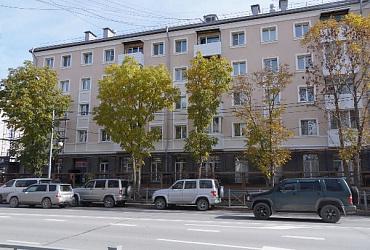 Капитальный ремонт трёх домов в Южно-Сахалинске завершат до 1 ноября