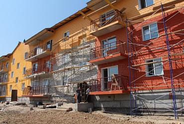 Сахалин намерен первым в РФ досрочно завершить программу переселения из аварийного жилья