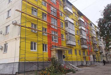 В ульяновском Димитровграде капитально отремонтировано 70% домов от годового плана