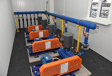 В Республике Марий Эл введены в эксплуатацию новые очистные сооружения - ВИДЕО