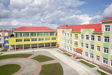 В Нарьян-Маре 1 сентября откроется новая школа, построенная на средства нацпроекта «Жилье и городская среда»