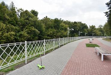 В Тамбовской области завершается благоустройство дворов и общественных пространств по нацпроекту