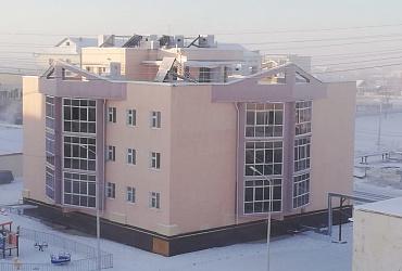Якутский поселок Жатай вышел в лидеры по строительству энергоэффективного жилья