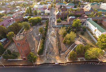 В трех городах Липецкой области приступили к реализации проектов-победителей Всероссийского конкурса 2020 года