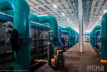 В Республике Саха (Якутия) строят новые объекты водоснабжения