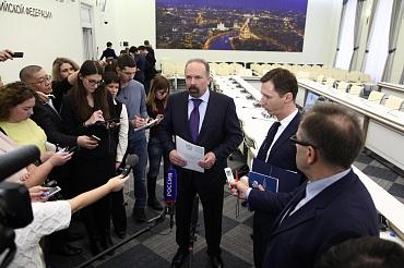 Объем финансирования госпрограммы Минстроя России увеличен на 23,6 млрд рублей по сравнению с 2016 годом
