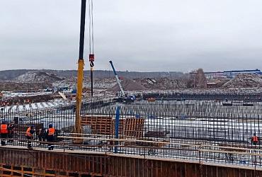 Завершить реконструкцию очистных сооружений в подмосковном Щелково планируют в 2023 году