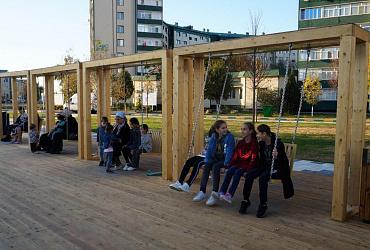 В 2021 году в Чеченской Республике обновят 26 дворов благодаря нацпроекту