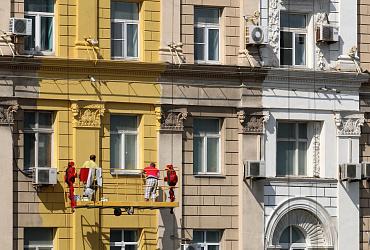 В 2020 году капитальный ремонт прошли 47 тысячи многоквартирных домов