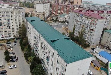 В Махачкале и Каспийске капитально отремонтированы четыре дома