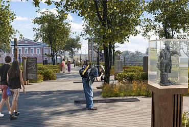 В Ульяновской области на средства федерального гранта создадут исторический парк