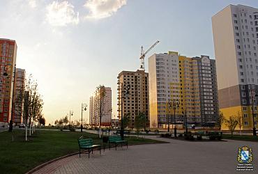 В Курской области перевыполнена программа переселения граждан из аварийного жилья