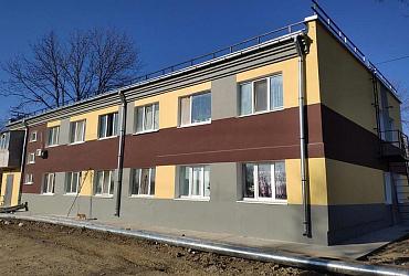 Еще два дома отремонтированы в Приморье по программе капитального ремонта