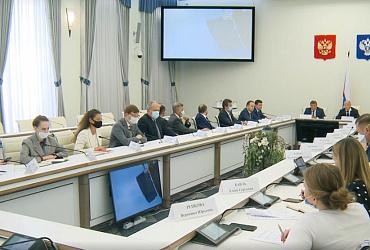 В Минстрое России состоялось заседание федерального оргкомитета Международного чемпионата профессионального мастерства в сфере промышленного строительства