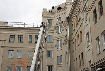 В Красноярске заменили более полутысячи лифтов и обновили свыше 100 крыш многоквартирных домов