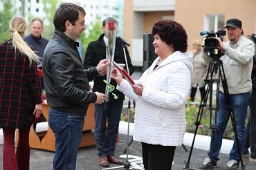 Новые квартиры в Саратове получили 33 семьи