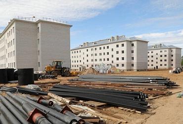В Архангельской области три новых дома готовы к заселению жителей из аварийного жилья