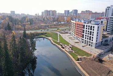 В Удмуртии благоустроено 246 дворов и общественных пространств