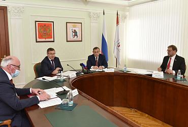 Глава Минстроя нацелил правительство Марий Эл на эффективную реализацию индивидуальной программы социально-экономического развития республики