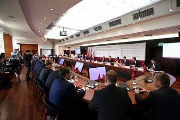 Михаил Мень открыл Международную конференцию «Развитие института строительной экспертизы»